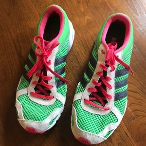 Adidas Size 10 Women's Tennis shoes